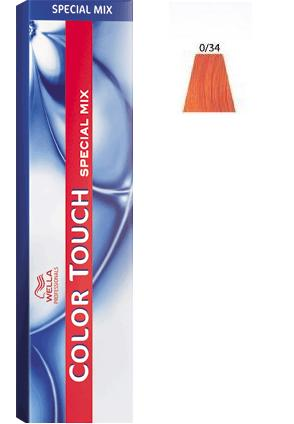 WELLA 0/34 ���������� ������ ������ �/����� / Color Touch 60��