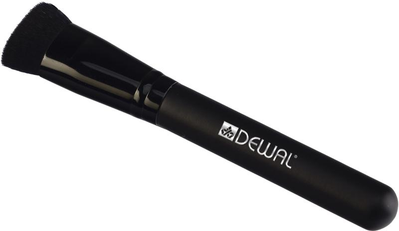 Купить DEWAL PROFESSIONAL Кисть для контурной коррекции 17 см, длина ворса 1, 5 см