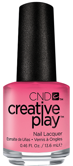 CND 404 лак для ногтей / Oh Flamingo Creative Play 13,6 мл