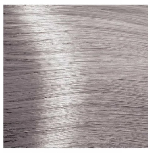 Купить KAPOUS NA 9.11 краска для волос, очень светлый интенсивно-пепельный блонд / Magic Keratin 100 мл
