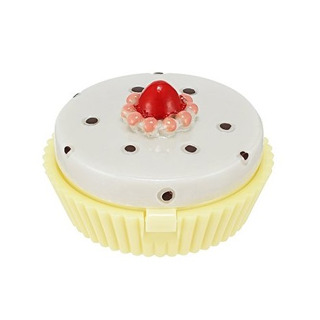 HOLIKA HOLIKA Бальзам для губ 03 (персиковое пирожное) Дессерт тайм / Dessert Time Lip Balm Peach Cupcake 7гр