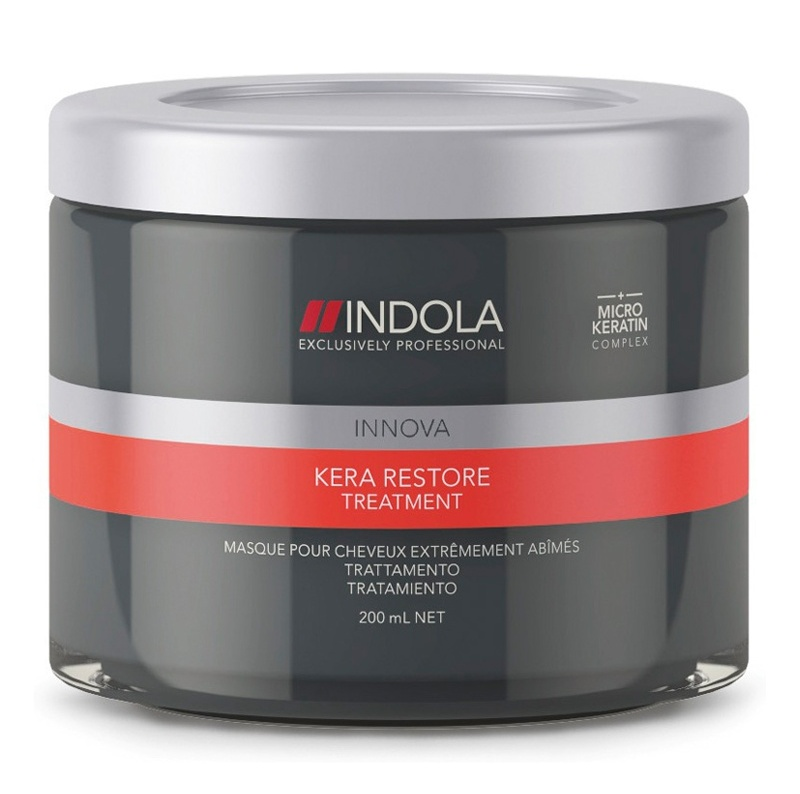 INDOLA Маска кератиновое восстановление для волос / INDOLA, 200 мл
