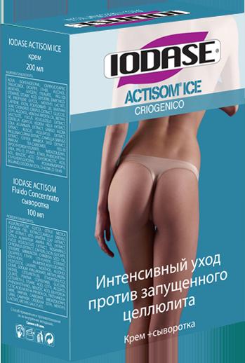 "IODASE ����� ""Iodase Actisom Ice"" (���� 200�� + ��������� 100��)~"