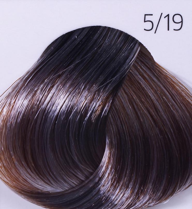 WELLA 5/19 светло-коричневый пепельный сандрэ краска д/волос / COLOR FRESH SILVER
