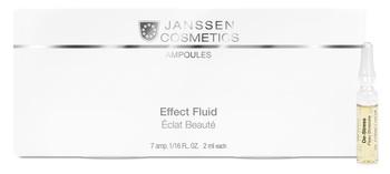 JANSSEN Концентрат ампульный Антистресс / De-Stress (sensitive skin) AMPOULES 7*2млАмпулы<br>Концентрат для чувствительной кожи быстро снимает раздражение, укрепляет гидролипидный барьер, предотвращает потерю влаги, придает коже мягкость и гладкость. Активные ингредиенты: комплекс Skin defense (экстракт вьющегося винограда, масла румянки и подсолнечника), масло макадамии, смягчающий компонент ISIS, сквалан, бисаболол, экстракт календулы. Способ применения: оберните ампулу бумажной салфеткой и резким движением отломите ее кончик. Вылейте содержимое ампулы на ладонь и затем распределите его по коже слегка надавливающими движениями. Поверх нанесите соответствующий дневной или ночной крем. Только для наружного применения! В салоне применять согласно регламенту процедуры. Может использоваться как экстренная помощь для раздраженной и чувствительной кожи.<br><br>Типы кожи: Чувствительная