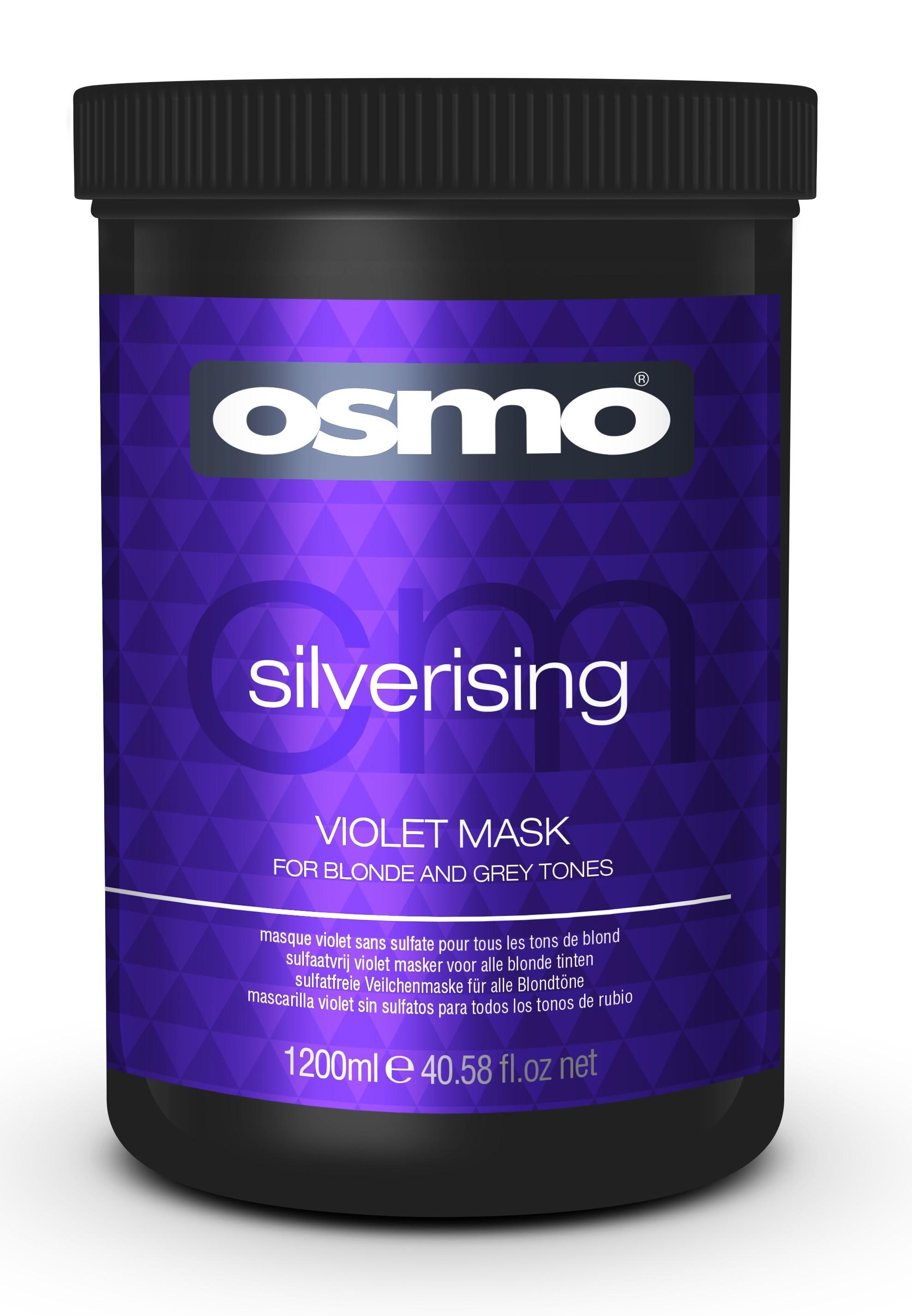 OSMO Маска Жидкое серебро / Silverising 1200 мл
