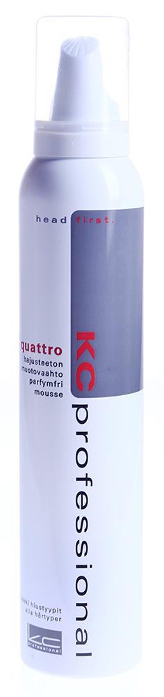 KC PROFESSIONAL ���� ��� ������� / Styling mousse QUATTRO 200��