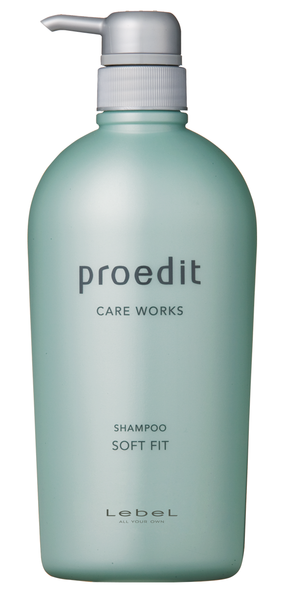 LEBEL Шампунь для волос / PROEDIT SOFT FIT 700мл