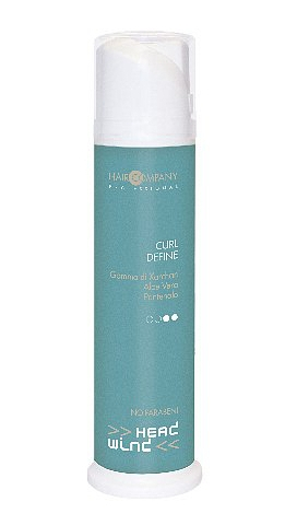 HAIR COMPANY Крем-гель двойного действия / Curl Define HW TOP FIX 100 мл