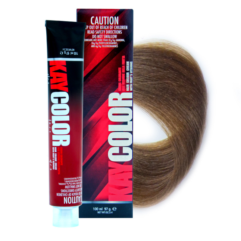 KAYPRO 7.3 краска для волос, золотисто-русый / KAY COLOR 100 мл  - Купить