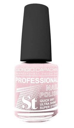 Купить GIORGIO CAPACHINI 13 лак для ногтей, нежный перламутр / 1-st Professional 16 мл, Розовые