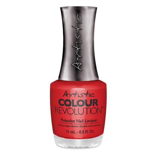 ARTISTIC Лак недельный для ногтей (149) / Revolution Nail Lacquer ATTRACTION, 15 мл лаки для ногтей isadora лак для ногтей гелевый gel nail lacquer 247 6 мл