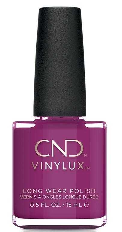 CND 293 лак недельный для ногтей / Brazen VINYLUX 15 мл