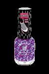 BRIGITTE BOTTIER Лак СONFETTI тон CT 119 бордово-фиолетово-белый / СONFETTI 12млЛаки<br>В лаках Confetti(Конфетти) использованы как классические глиттеры, так и светопоглощающие глиттеры, которые и создают необыкновенный эффект, похожий на конфетти. Текстура лаков обеспечивает легкое, комфортное нанесение и великолепный глянец, который будет радовать Вас в течение долгого времени. Улучшенная формула пигментов создает нежные и чистые цвета, а деликатный состав основы лака сохраняет природную гладкость и прочность ногтевой пластины. Лак не содержит формальдегида, толуола и других агрессивных соединений. повреждающих ногти. Активные ингредиенты. Состав: бутилацетат, этилацетат, нитроцеллюлоза, ацетил трибутил цитрат, адипиновая кислота/неопентил гликоль/триметиловый сополимер ангидрида, спирт изоприловый, стирол/ сополимер акрилат, стеаралкониум бетонит, силика, Н-бутиловый спирт, бензофенон-1, диацетоновый спирт, триметилпентанедил дибензоата, полиэтилен, фосфорная кислота. Способ применения: лак можно использовать как верхнее(Top Coat) покрытие после любого цветного лака, так и в качестве самостоятельного средства, покрывая ногти в 1 или 2 слоя.<br><br>Виды лака: С блестками