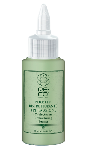GREEN LIGHT Сыворотка реструктурирующая для волос / Triple Action Restructuring Booster 50мл