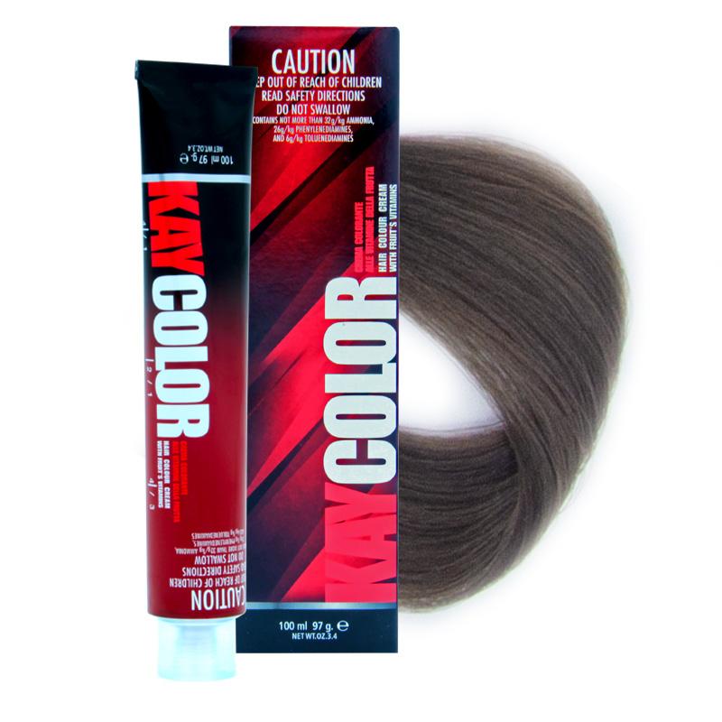 Купить KAYPRO 7.13 краска для волос, русый Сахара / KAY COLOR 100 мл, Русый