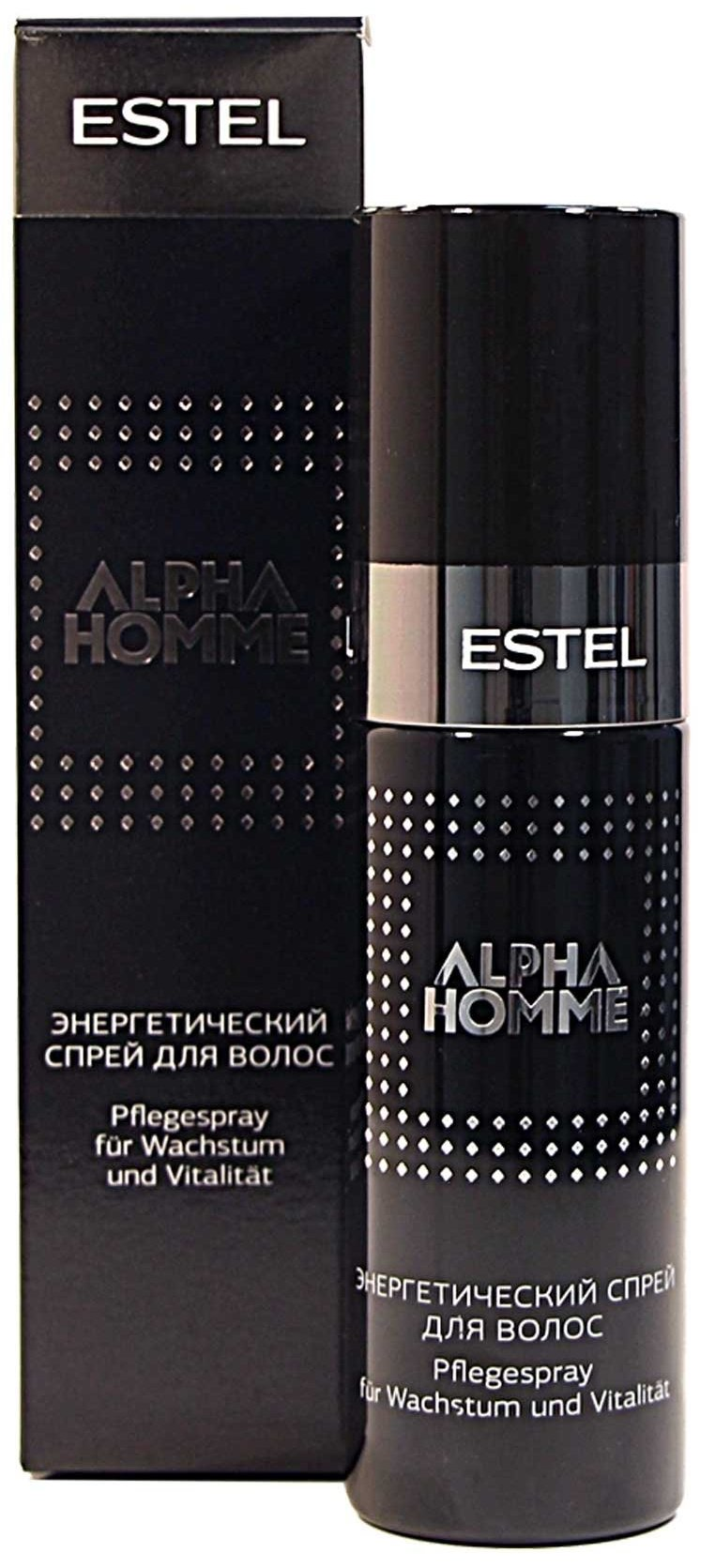 Estel professional спрей энергетический для волос