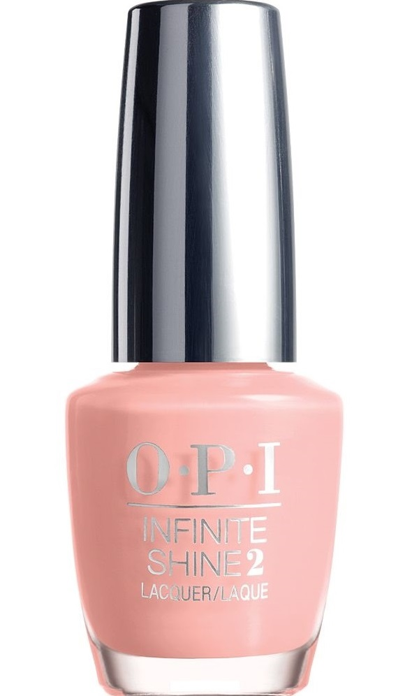 OPI Лак для ногтей You're Blushing Again / Infinite Shine 15мл opi лак для ногтей never give up infinite shine 15мл