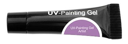 CND Гель-краска УФ / OH UV-Painting Gel Artist 5мл хондроитин 5% 30г гель