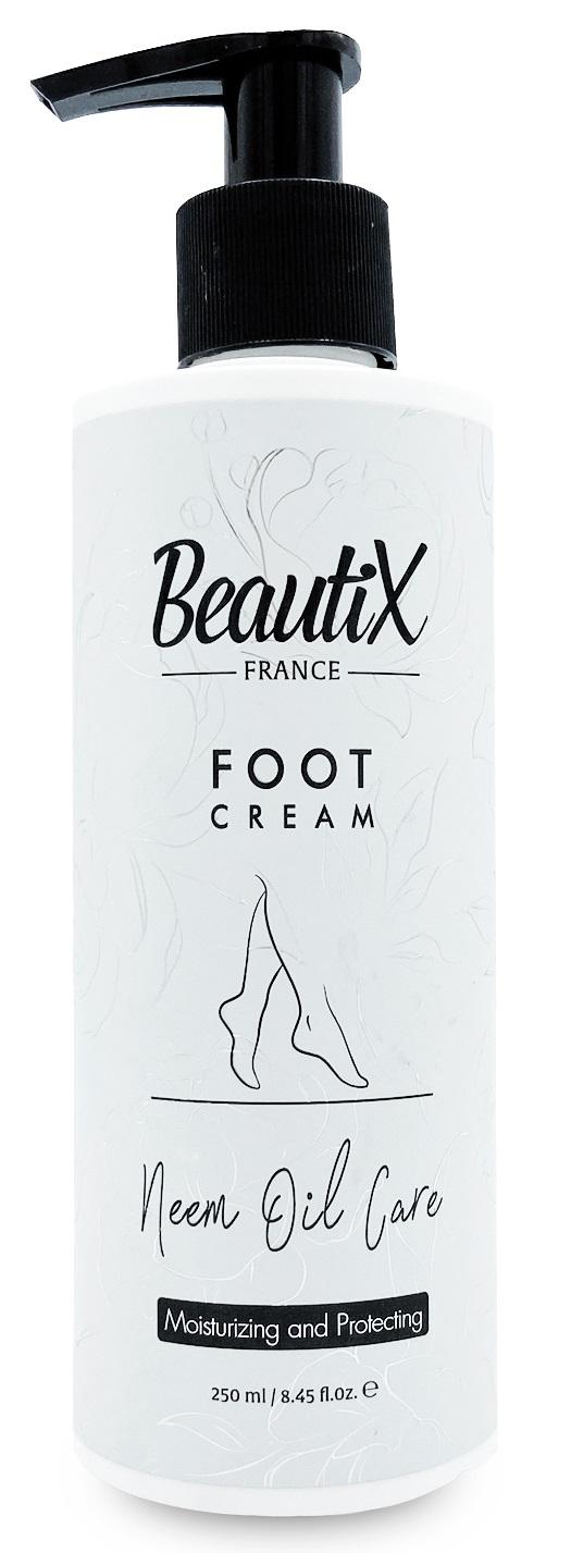 BEAUTIX Крем для ног с маслом нима 250 мл