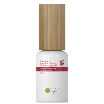 Купить со скидкой O'RIGHT Масло ультра увлажняющее для волос Шиповник / Premier Rose Hip Seed Moisturizing Oil 30 мл