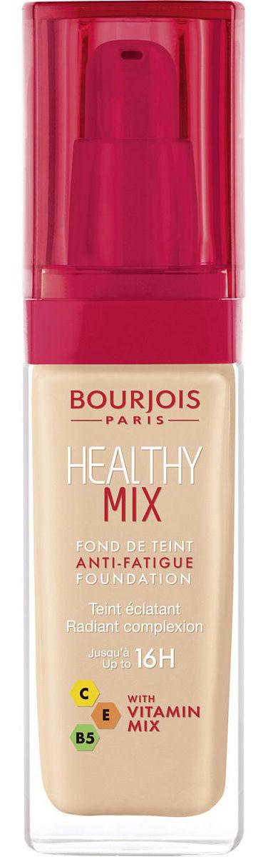 Купить BOURJOIS Крем тональный для лица 525 / Healthy Mix Relaunch 30 мл