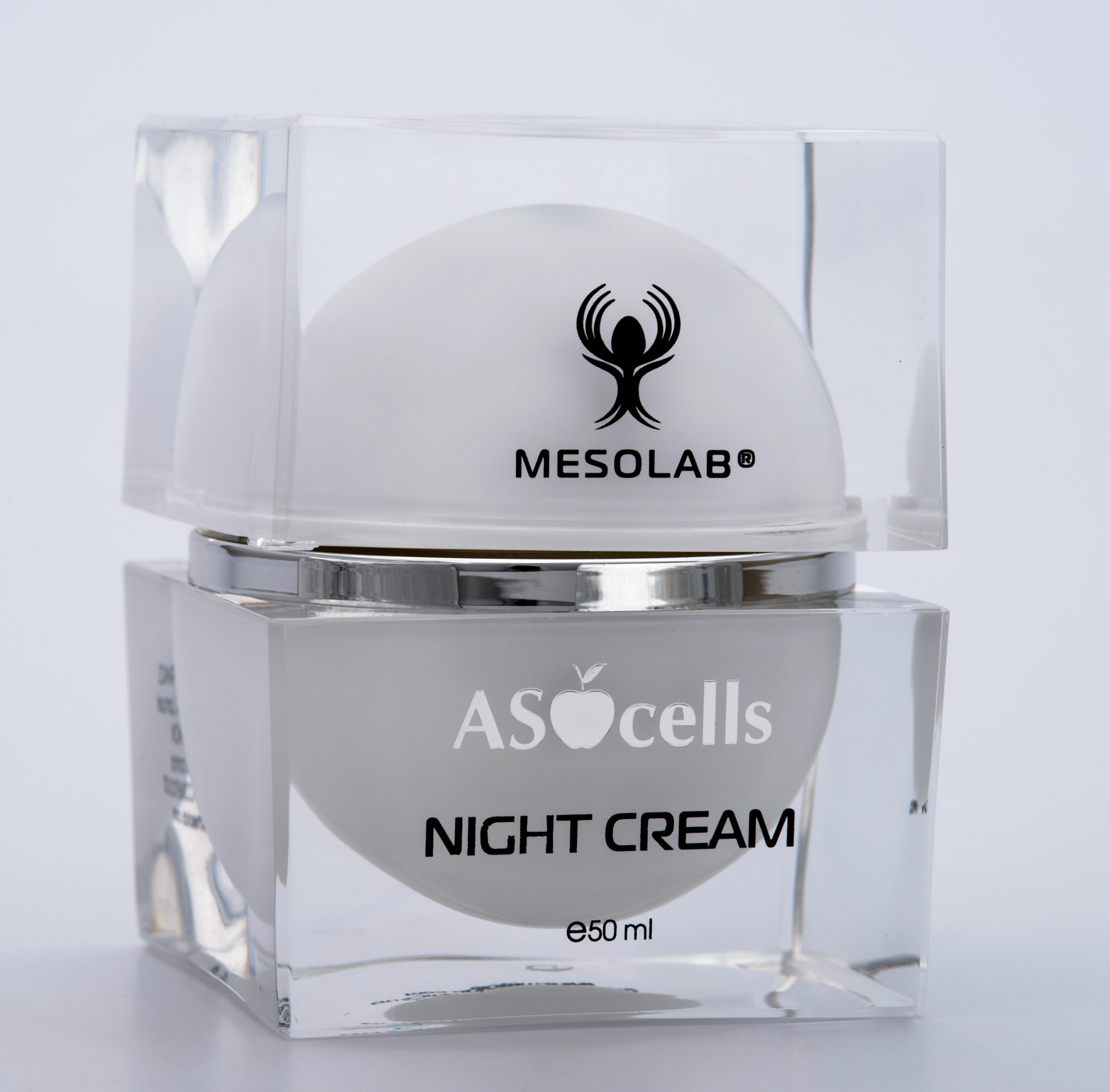 Mesolab крем омолаживающий ночной / night