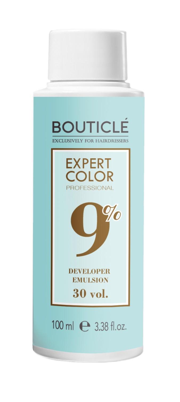 BOUTICLE Эмульсия окисляющая 9% (30 vol) / Developer Emulsion 100 мл молочко barex milk developer 9