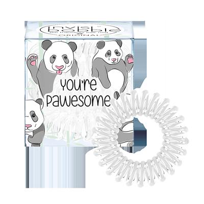 INVISIBOBBLE Резинка-браслет для волос / ORIGINAL You're Pawesome!