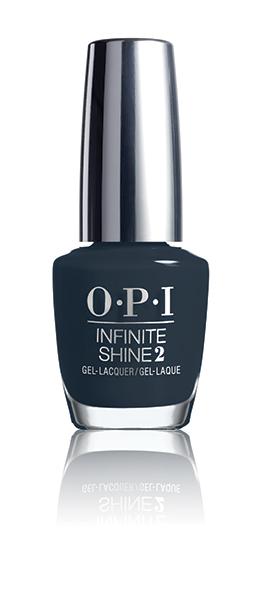 OPI Лак для ногтей The Latest And Slatest / Infinite Shine 15мл opi infinite shine nail lacquer no stopping me now 15 мл