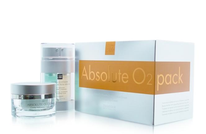 TEGOR Средства для увлажнения кожи / Pack АВSOLUTE HYDRA O2 VITAMIN 30 мл + 50