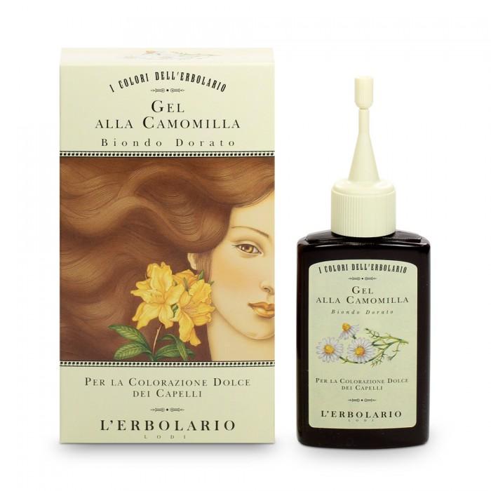 LERBOLARIO Гель оттеночный с ромашкой 70млГели<br>Так возникли 7 гелей, мягко действующих на волосы, простых в употреблении, с легкими отдушками, которые, прежде всего, заботятся о здоровье волос и придают им блеск.<br><br>Объем: 70 мл<br>Вид средства для волос: Оттеночный