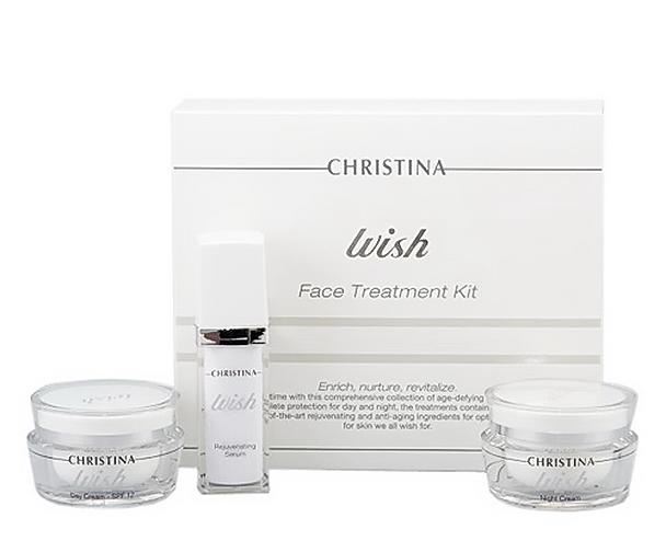 CHRISTINA ����� ��� ����� �� ����� ���� / Face Treatment Kit WISH