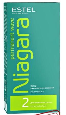 ESTEL PROFESSIONAL Набор для химической завивки для нормальных волос / NIAGARAНаборы<br>Набор для химической завивки Niagara : Естественные локоны Мягкое воздействие на волосы Близкий к нейтральному запах Удобный экономичный формат&amp;nbsp; Не содержит тиогликолят Набор включает в себя: лосьон, фиксаж, перчатки и инструкцию.<br><br>Типы волос: Нормальные