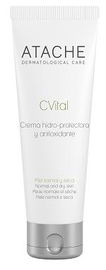 ATACHE Крем увлажняющий защитный антиоксидантный для нормальной и сухой кожи лица 50 мл фото