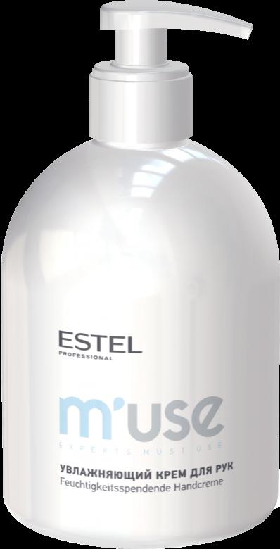Купить ESTEL PROFESSIONAL Крем увлажняющий для рук / M'USE 475 мл