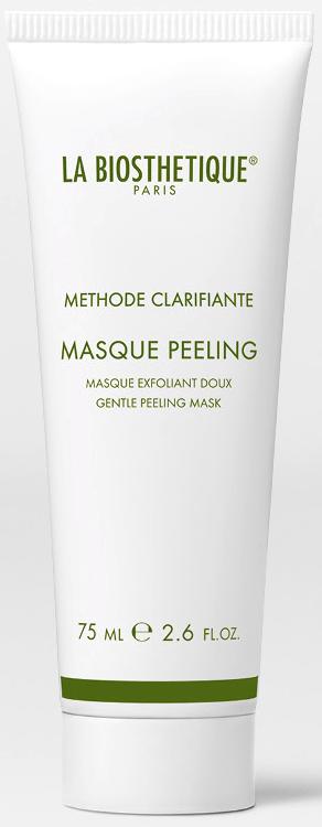 Купить LA BIOSTHETIQUE Маска крем-эксфолиант глубоко очищающая кожу, для всех типов кожи / Masque Peeling 75 мл