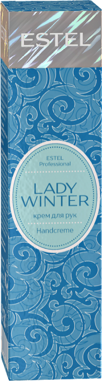 ESTEL PROFESSIONAL Крем для рук / Estel Lady Winter Handcreme 50 мл