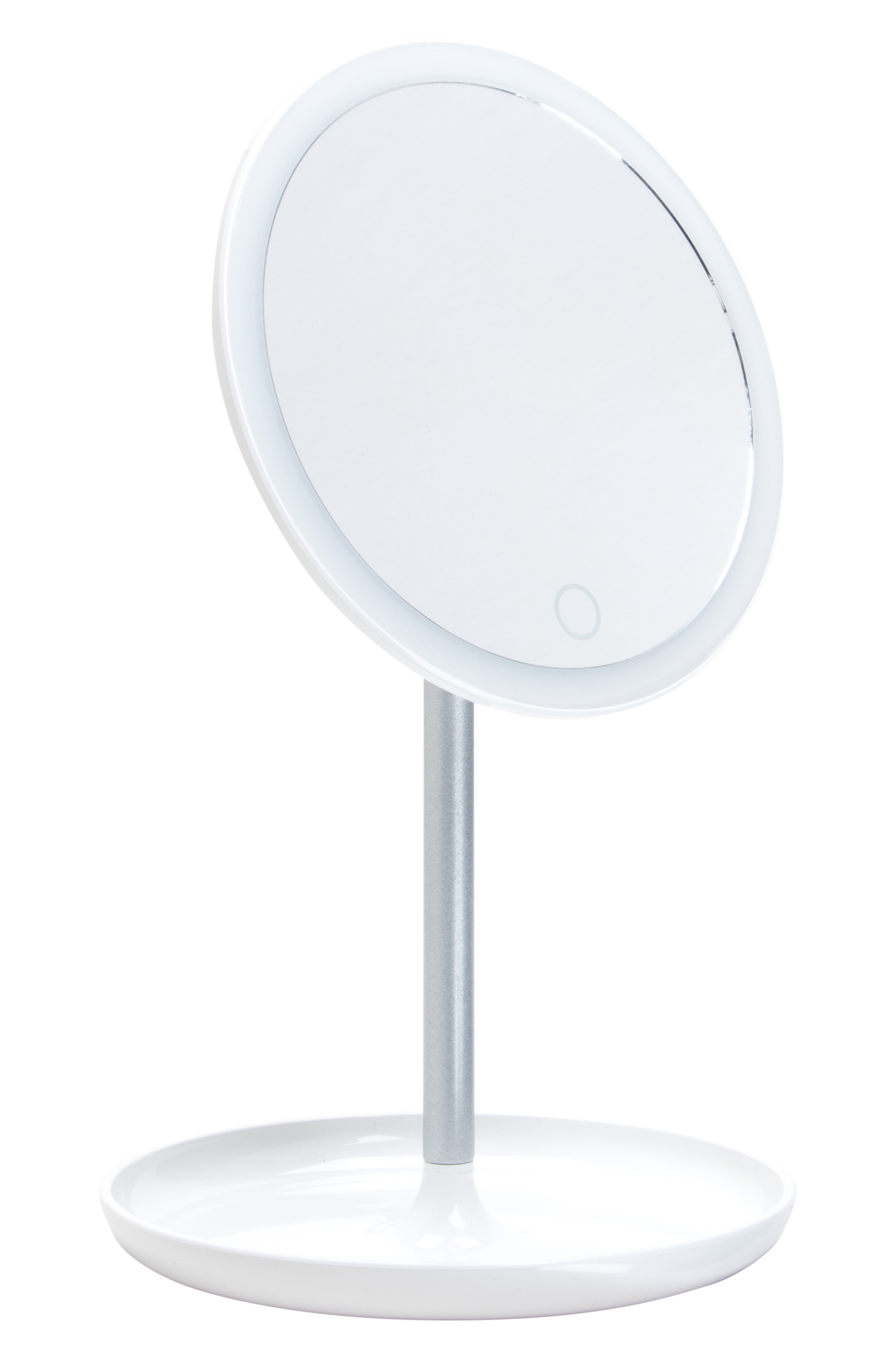 GEZATONE Зеркало косметологическое с подсветкой, на подставке LM207