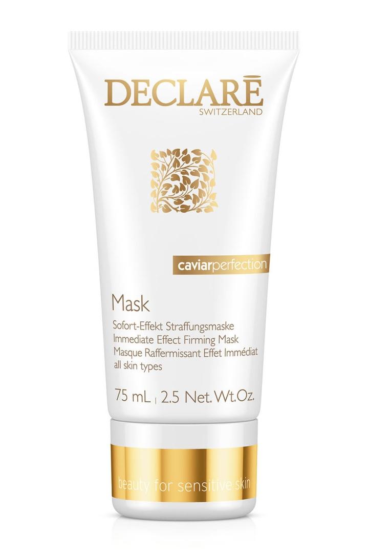 DECLARE Маска-лифтинг мгновенного действия с экстрактом черной икры / Immediate Effect Firming Mask 75мл