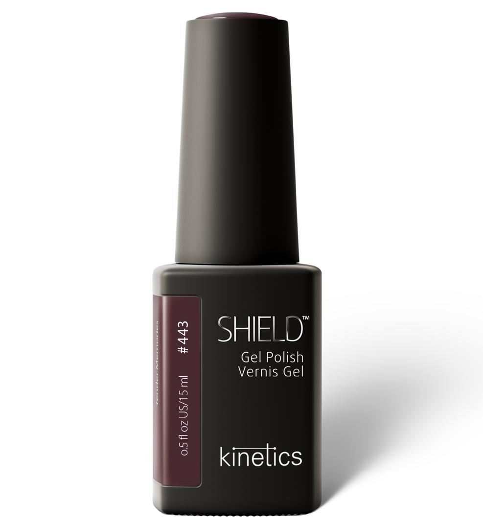 KINETICS 443N гель-лак для ногтей / SHIELD 15 мл