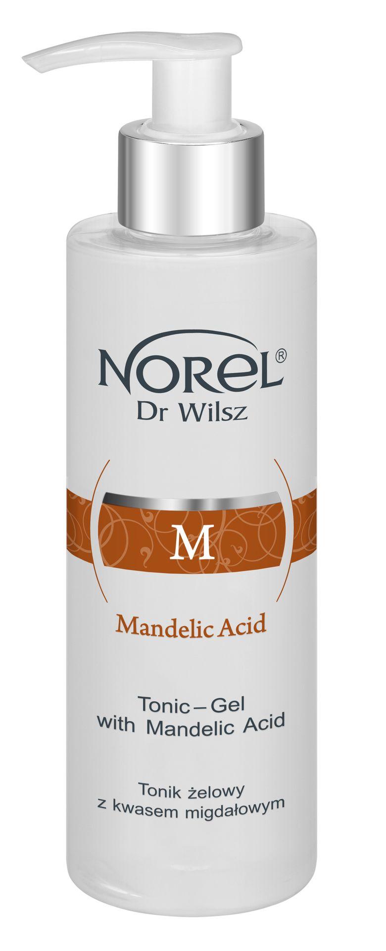 NOREL Dr. Wilsz Тоник-гель с миндальной кислотой для лица / Tonic-gel with mandelic acid 200 мл
