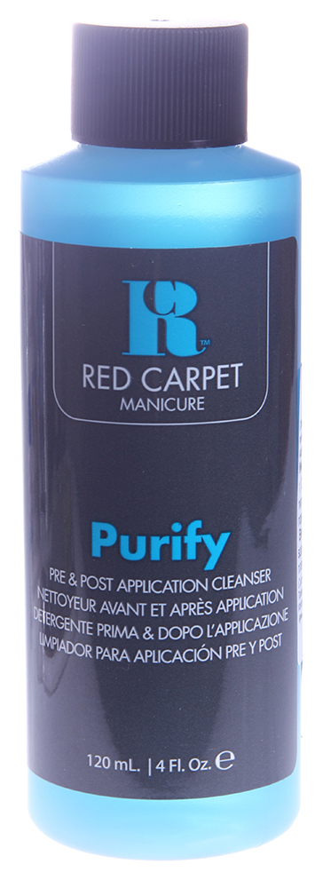 RED CARPET �������� ��� ������ ������� ���� / Purify Pre&Post Application Cleancer 120��~