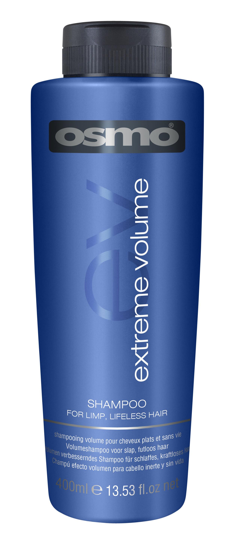 OSMO Шампунь Экстремальный объем / Extreme Volume Shampoo 400мл