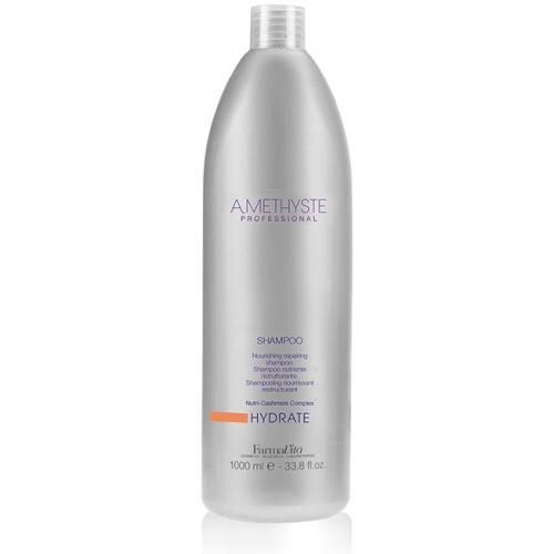 FARMAVITA Шампунь увлажняющий для сухих и ослабленных волос / Amethyste hydrate shampoo 1000мл