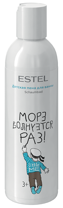 ESTEL PROFESSIONAL Пена детская для ванны / LITTLE ME 500 мл - Пена для ванны