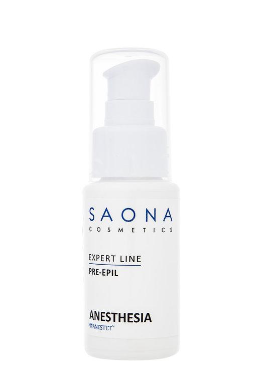 SAONA COSMETICS Гель обезболивающий, поверхностная анастезия / Expert Line 30 мл