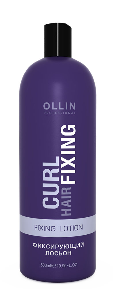 OLLIN PROFESSIONAL Лосьон фиксирующий / Fixing lotion CURL HAIR 500 мл