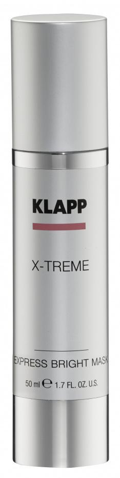KLAPP Маска для лица Экспресс очищение / X-TREME 50 мл фото