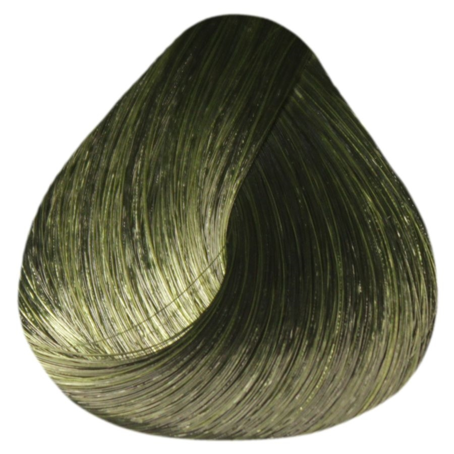 ESTEL PROFESSIONAL 0/22 краска-корректор д/волос / DE LUXE SENSE Correct 60млКорректоры<br>0/22 зеленый Разнообразие палитры оттенков SENSE DE LUXE позволяет играть и варьировать цветом, усиливая естественную красоту волос, создавать яркие оттенки. Волосы приобретут великолепный блеск, мягкость и шелковистость. Новые возможности для мастера, истинное наслаждение для вашего клиента. Полуперманентная крем-краска для волос не содержит аммиак. Окрашивает волосы тон в тон. Придает глубину натуральному цвету волос, насыщает их блеском и сиянием. Выравнивает цвет волос по всей длине. Легко смешивается, обладает мягкой, эластичной консистенцией и приятным запахом, экономична в использовании. Масло авокадо, пантенол и экстракт оливы обеспечивают глубокое питание и увлажнение, кератиновый комплекс восстанавливает структуру и природную эластичность волос, сохраняет естественный гидробаланс кожи головы. Палитра цветов: 68 тонов. Цифровое обозначение тонов в палитре: Х/хх   первая цифра   уровень глубины тона х/Хх   вторая цифра   основной цветовой нюанс х/хХ   третья цифра   дополнительный цветовой нюанс Рекомендуемый расход крем-краски для волос средней густоты и длиной до 15 см   60 г (туба). Способ применения: ОКРАШИВАНИЕ Рекомендуемые соотношения Для темных оттенков 1-7 уровней и тонов EXTRA RED: 1 часть крем-краски SENSE DE LUXE + 2 части 3% оксигента DE LUXE Для светлых оттенков 8-10 уровней: 1 часть крем-краски ESTEL SENSE DE LUXE + 2 части 1,5% активатора DE LUXE. КОРРЕКТОРЫ /CORRECTOR/ 0/00N   /Нейтральный/ бесцветный безамиачный крем. Применяется для получения промежуточных оттенков по цветовому ряду. 0/66, 0/55, 0/44, 0/33, 0/22, 0/11   цветные корректоры. С помощью цветных корректоров можно усилить яркость, интенсивность цвета, или нейтрализовать нежелательный цветовой нюанс. Рекомендуемое количество корректоров: 1 г = 2 см На 30 г крем-краски (оттенки основной палитры): 10/Х   1-2 см 9/Х   2-3 см 8/Х   3-4 см 7/Х   4-5 см 6/Х   5-6 см 5/Х   6-7 см 4/Х   7-8 см 3/Х 